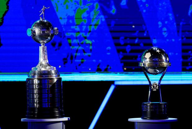 La Libertadores y Sudamericana ingresan en sus respectivas etapas de cuartos de final (REUTERS/Jorge Adorno)