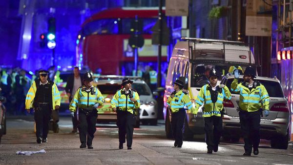 Londres ha sufrido varios atentados en los últimos meses (AP)