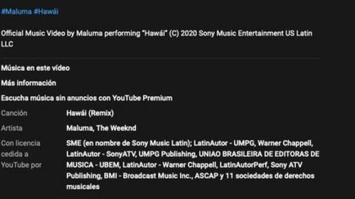 Maluma y The Weeknd preparan colaboración