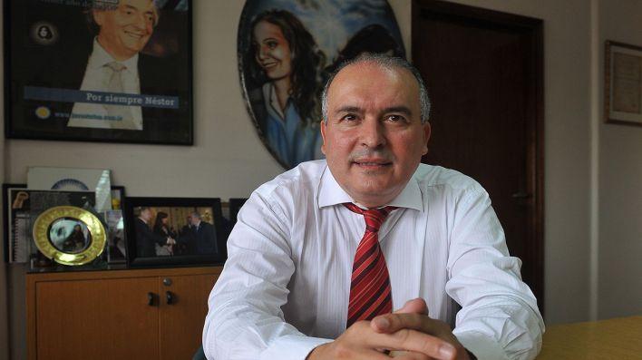 José Francisco López, ex secretario de Obras Públicas (Foto: Télam)