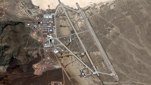 Numerosas teorías existen en torno al Área 51