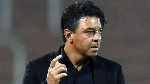 Gallardo dispondrá de un equipo alternativo para este viernes de cara a la revancha contra Boca (Foto Baires)