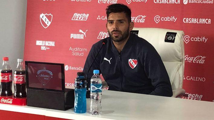 Silvio Romero abrió la puerta de salida de Independiente: River lo quiere y en Boca podría ser opción a futuro