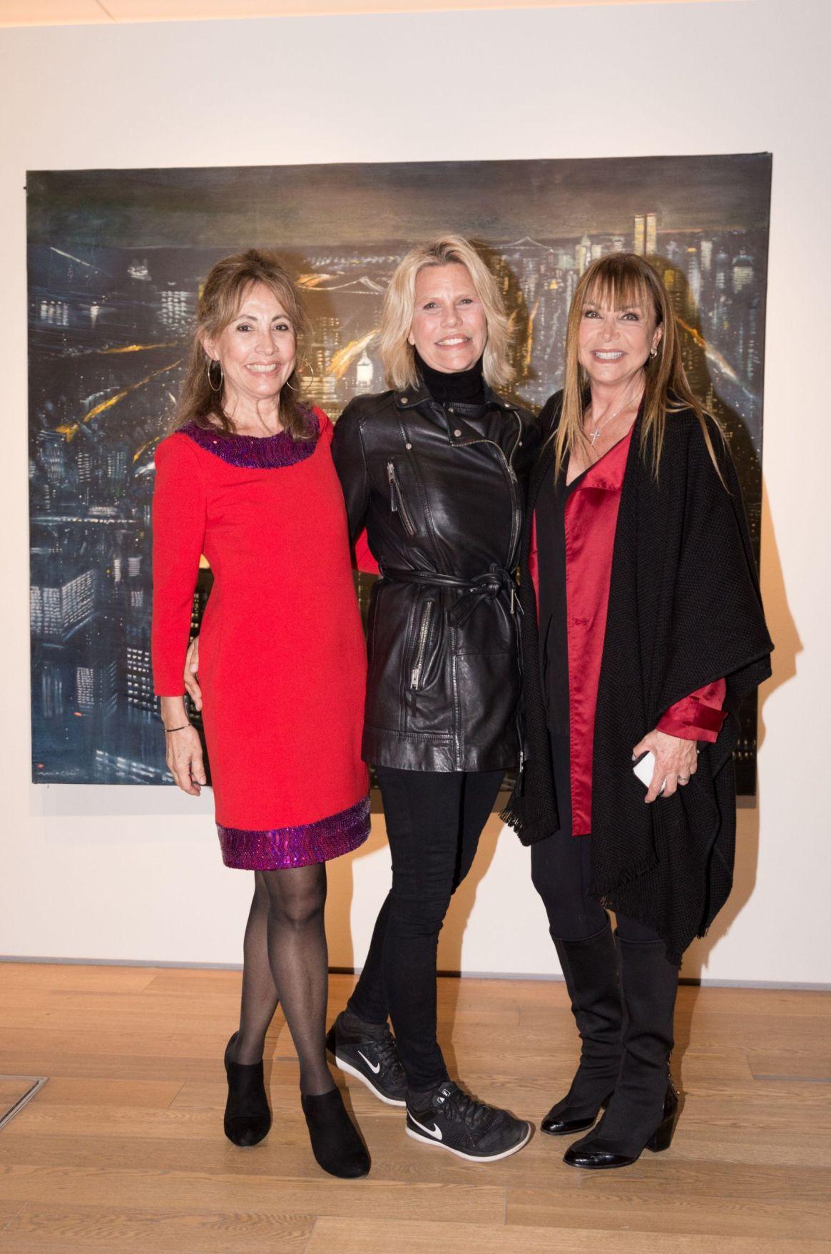 Mirta Peña, Nora Portela y Elena Fortabat /// Fotos: Gentileza Colección Amalita - Alejandro Raineri PR