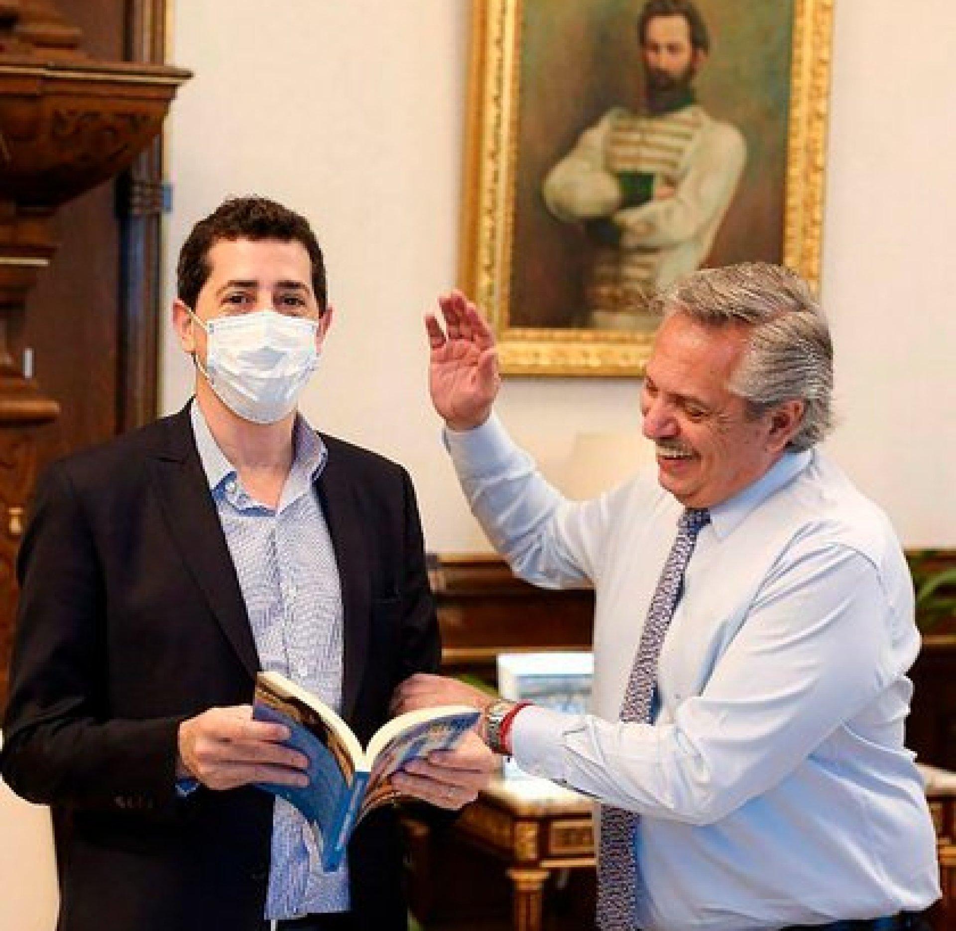 Hay sintonía entre el Presidente y el Ministro