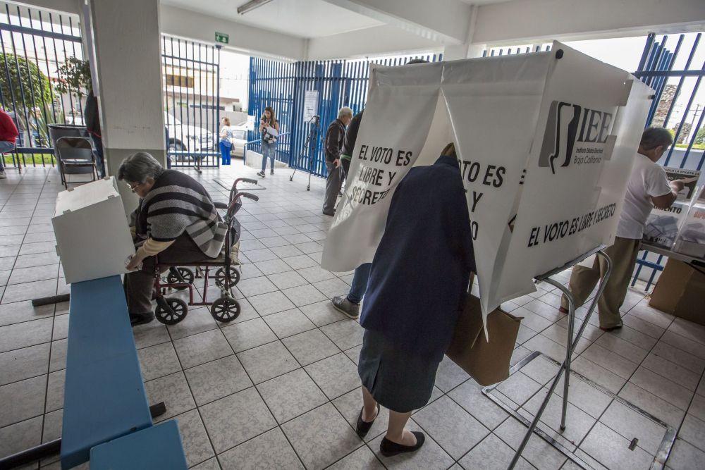 gente votando (Foto: Cuartoscuro)