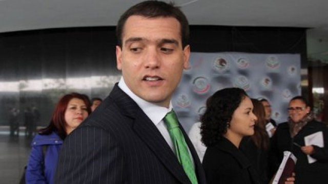 """Jorge Emilio González Martínez """"El Niño Verde"""". Imagen de archivo"""
