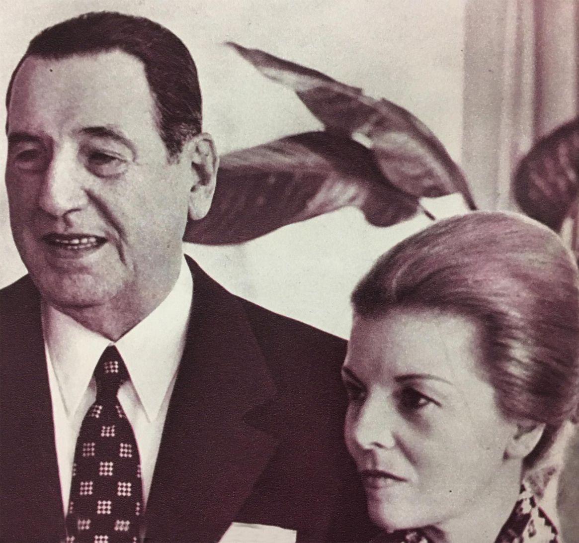 Isabel Martínez de Perón se encontraba detenida cuando la CIDH visitó Argentina. En total pasó cinco años privada de su libertad