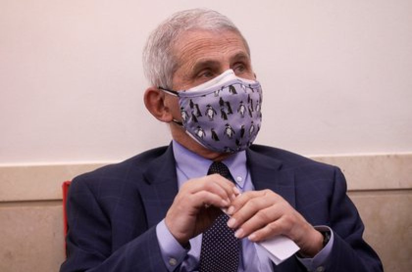 Dr. Anthony Fauci, White House Epidemiologist
