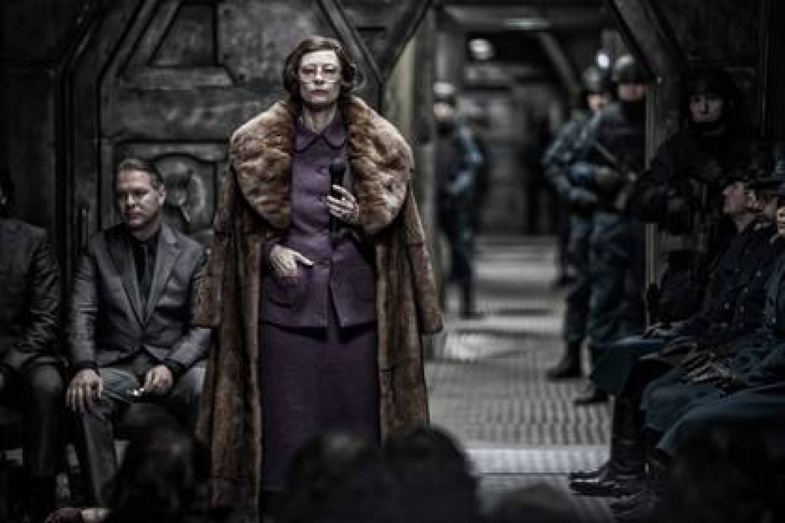 "Tilda Swinton en ""Snowpiercer"" (2013)"