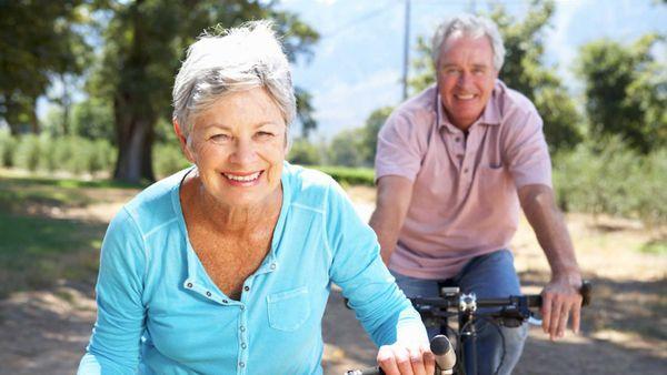 Los adultos mayores también revelaron mejor estado de ánimo a medida que aumentaba la frecuencia sexual