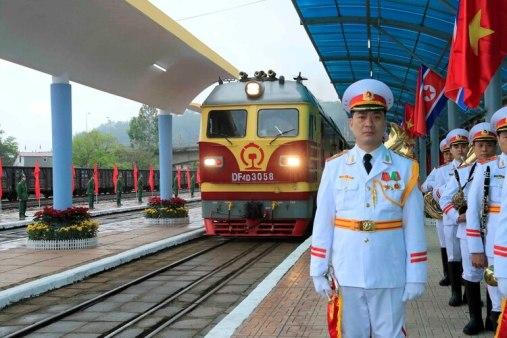 (Nhan Sang/VNA via REUTERS)
