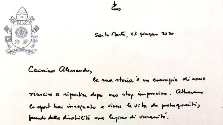La-carta-del-Papa-Francisco-a-Alex-Zanardi-2