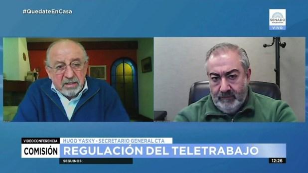 Regulación del Teletrabajo