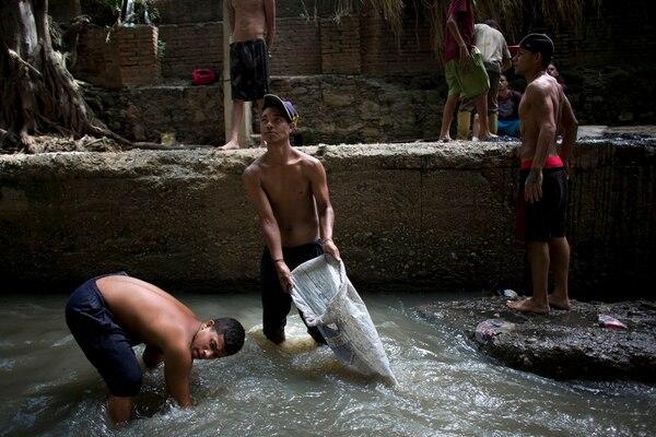 Venezuela atraviesa la peor crisis de su historia(AP Photo/ Ariana Cubillos)