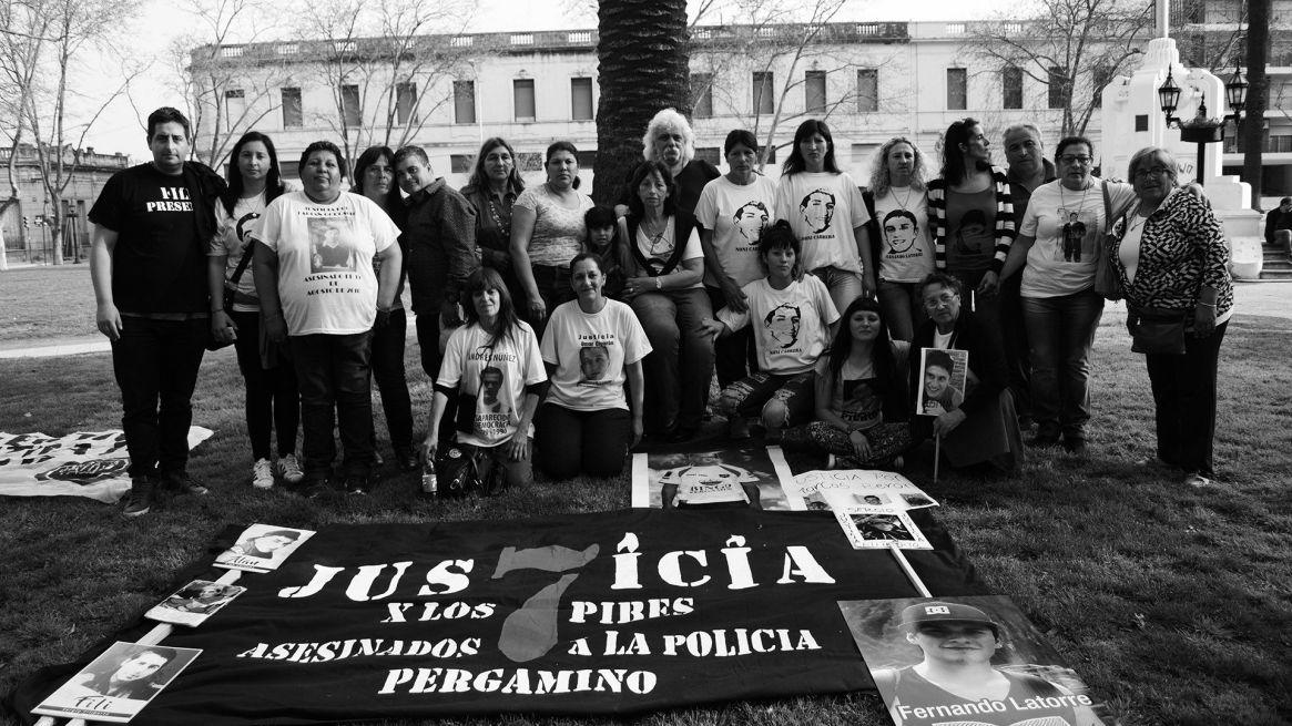 Familiares de las víctimas piden Justicia (Emilio Gallardo Villarruel)