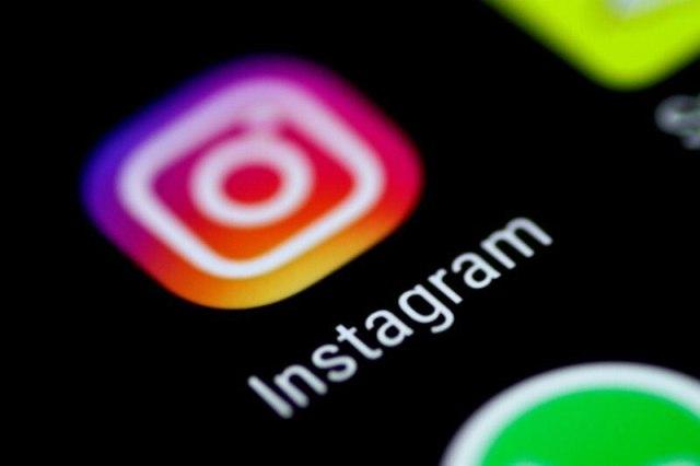 Foto de archivo del logo de Instagram en un smartphone.  Ago 3, 2017.   REUTERS/Thomas White