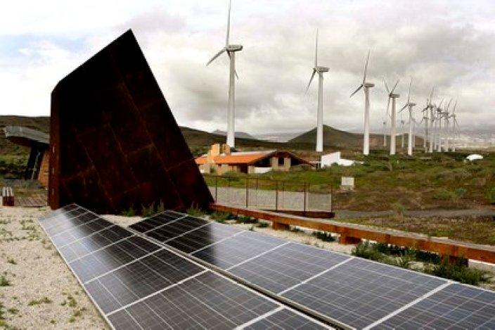 La entrada de empresas de energías limpias a México se ha visto afectada por la política energética de AMLO (Foto: Cristóbal García/ EFE)