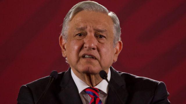 El presidente Andrés Manuel López Obrador. (Foto: Cuartoscuro)