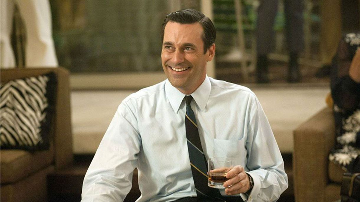 """Mad Men"" con Jon Hamm"