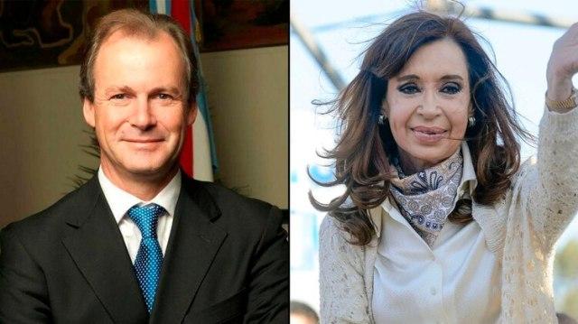 Gustavo Bordet selló una alianza con CFK , logró unir al peronismo en su provincia y con ese plafón busca asegurarse su reelección