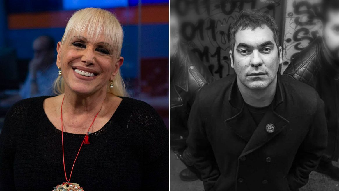 """Valeria Lynch y Mariano Martínez de """"Attaque 77"""""""