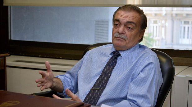 Alberto Lugones (Foto: Gustavo Gavotti)