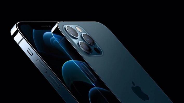 Imagen del iPhone 12 Pro