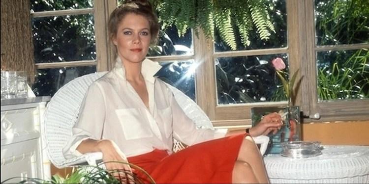Kathleen Turner en Fuego en el Cuerpo