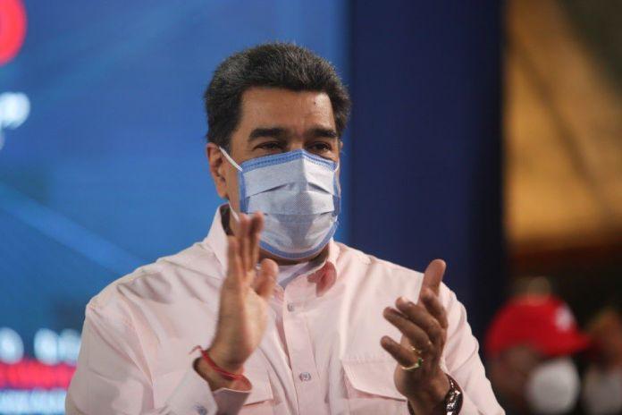 31/10/2020 El presidente de Venezuela, Nicol�s Maduro POLITICA SUDAM�RICA VENEZUELA PRENSA PRESIDENCIAL VENEZUELA