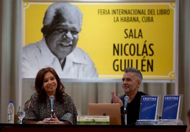 Cristina Kirchner pidió que el FMI también acepte una quita