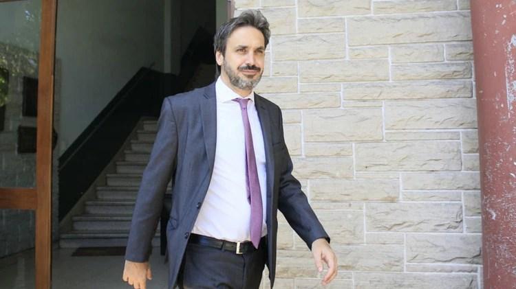 El juez federal de Dolores, Alejo Ramos Padilla