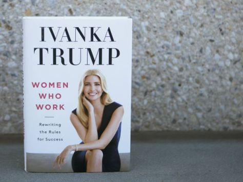 El libro, dedicado a su marido Jared Kushner y a sus tres hijos, fue escrito durante la campaña presidencial de su padre, Donald Trump