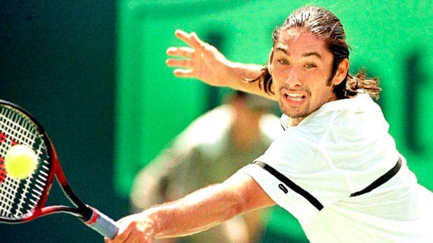 Ríos fue número 1 del mundo en 1998