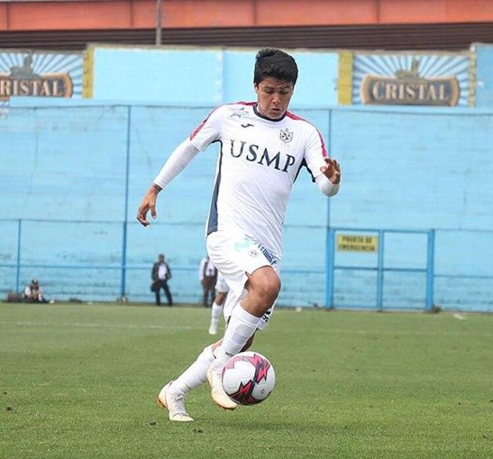 Jairo Cocha es la esperanza en el mediocampo de Perú (@jairoconcha17)