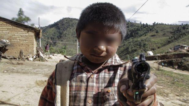 Los niños y adolescentes son utilizados por los cárteles para el trasiego de drogas, cobro de piso, extorsión y asesinatos (Foto: Cuartoscuro)