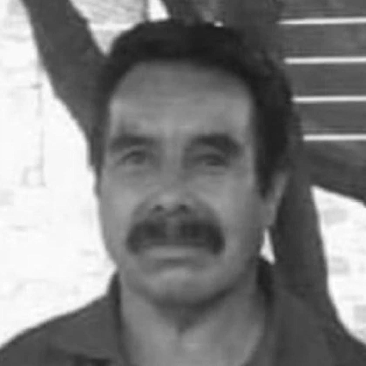 René José García Méndez (Foto: Ami Hernández)
