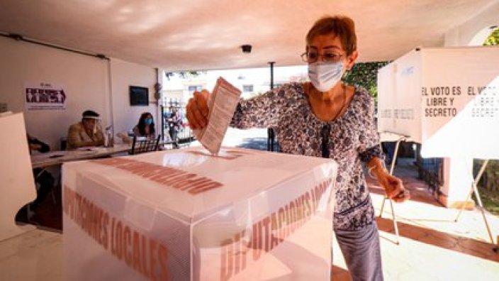 El 6 de junio de 2021, México renovará 15 gubernaturas y la Cámara de Diputados, así como miles de puestos locales (Foto: Cuartoscuro)