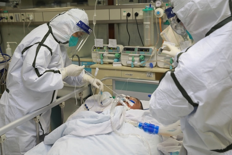 El coronavirus en China ya superó a la epidemia del SARS en número ...