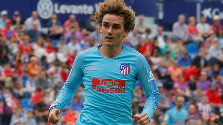 Griezmann, de 28 años, jugó en el Atlético Madrid entre 2014 2019(Reuters)