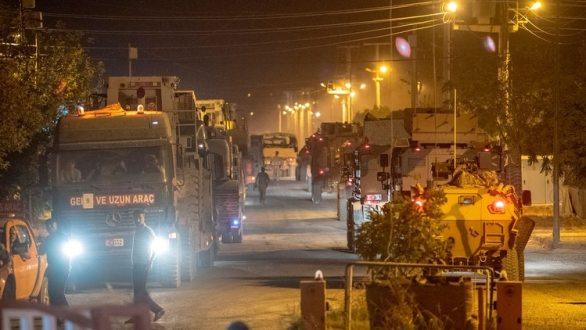EEUU sostiene que la ofensiva turca contra los kurdos en Siria pone en peligro a civiles y amenaza la paz y estabilidad de la región (AFP)