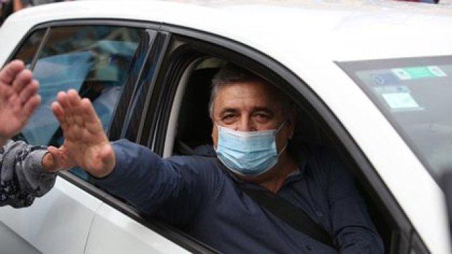 El diputado radiacal, Mario Negri (Mario Sar)