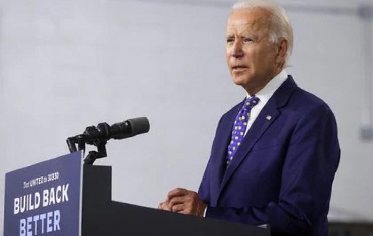 El candidato demócrata Joe Biden (REUTERS/Jonathan Ernst/archivo)