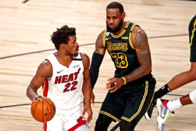 Butler, clave para el Heat en el juego 5 de las finales de la NBA (Kim Klement-USA TODAY Sports)