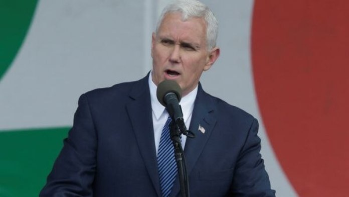 Mike Pence (Reuters)
