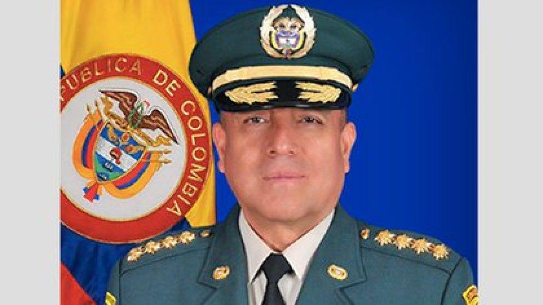 El general Luis Fernando Navarro Jiménez fue escogido como ministro de Defensa encargado. Foto: Fuerzas Armadas