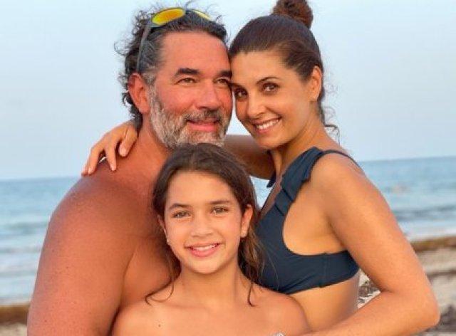 Eduardo Santamarina compartió que está muy orgulloso de la familia que ha construido junto con sus hijos. (Instagram: eduardosantamarinamx)