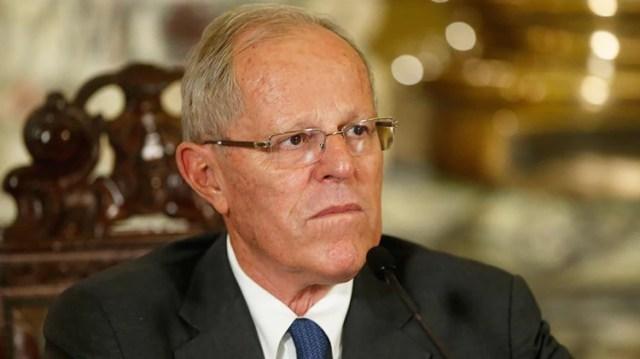 Pedro Pablo Kuczynski, el ex presidente de Perú que tomó la decisión de no invitar a Maduro