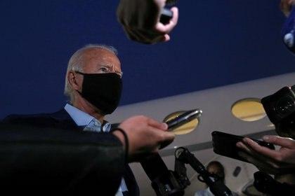 El candidato presidencial del partido demócrata, Joe Biden. Foto: REUTERS/Leah Millis