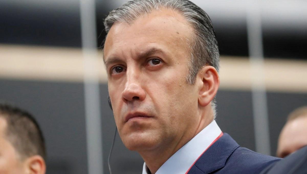 """La Corte venezolana en el exilio advirtió que Interpol """"en cualquier momento"""" podría emitir una alerta roja contra Tareck El Aissami"""